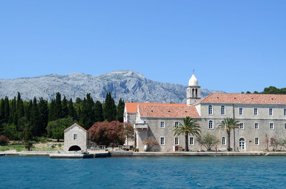 jelica badija monastery